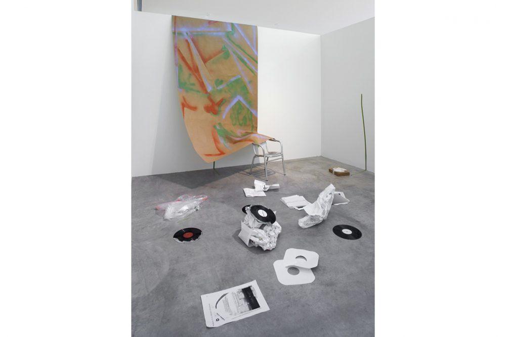 <em>Ei Arakawa</em>, installation view, Contemporary Art Museum St. Louis, May 9–May 25, 2008. Photo: Richard Sprengeler.