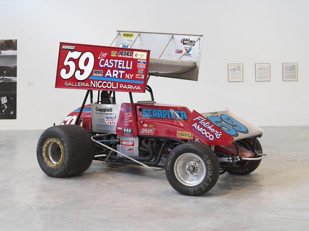 <em>Salvatore Scarpitta: Racing Cars</em>, installation view, Contemporary Art Museum St. Louis, January 19–April 22, 2018. Photo: Tom Van Eynde.