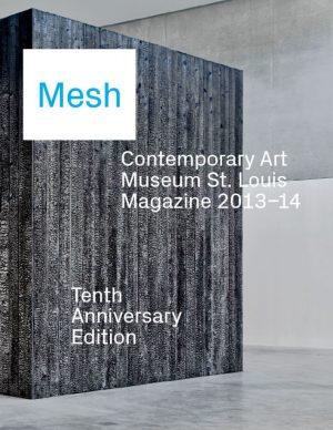 Mesh Magazine cover: Mesh 2013–14 Tenth Anniversary Edition
