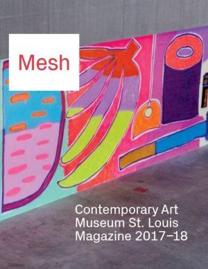 Mesh Magazine cover: Mesh 2017-18