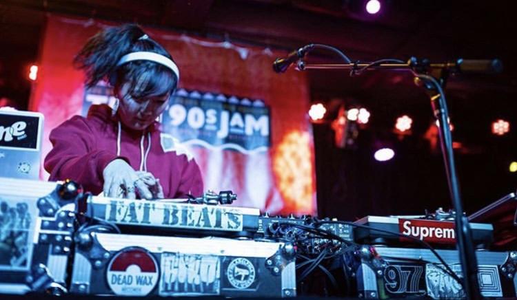 DJ Agile One.