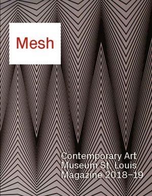 Mesh Magazine cover: Mesh 2018–19