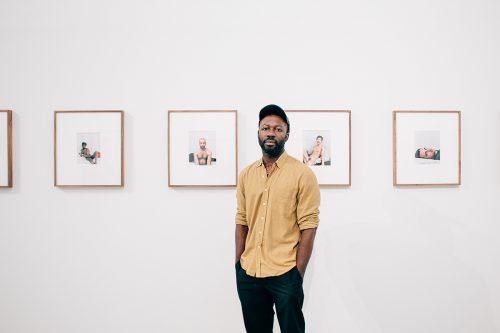Paul Mpagi Sepuya. Photo: Chris Bauer.