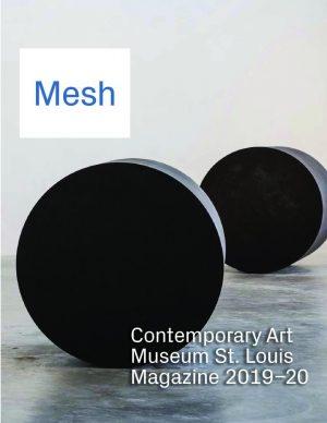 Mesh Magazine cover: Mesh 2019–20