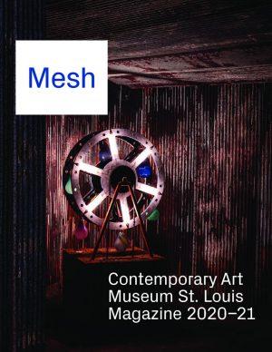 Mesh Magazine cover: Mesh 2020–21