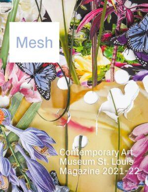Mesh Magazine cover: Mesh 2021–22
