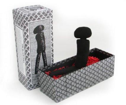 Edward Gorey's The Black Doll
