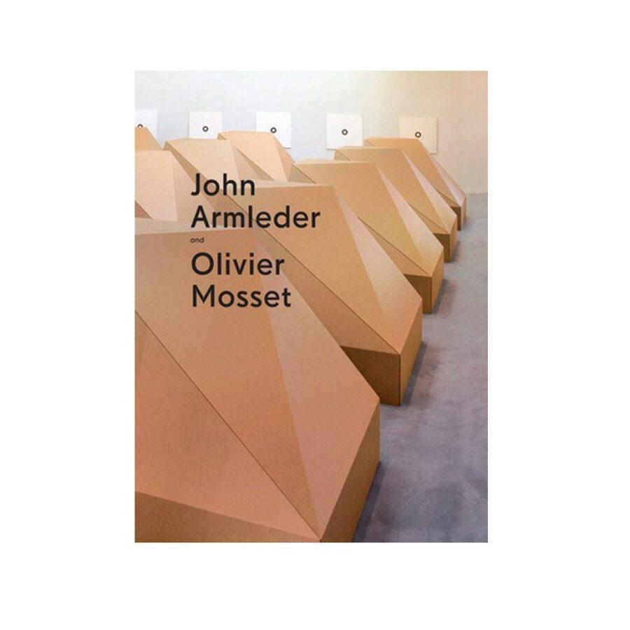 John Armleder and Olivier Mosset