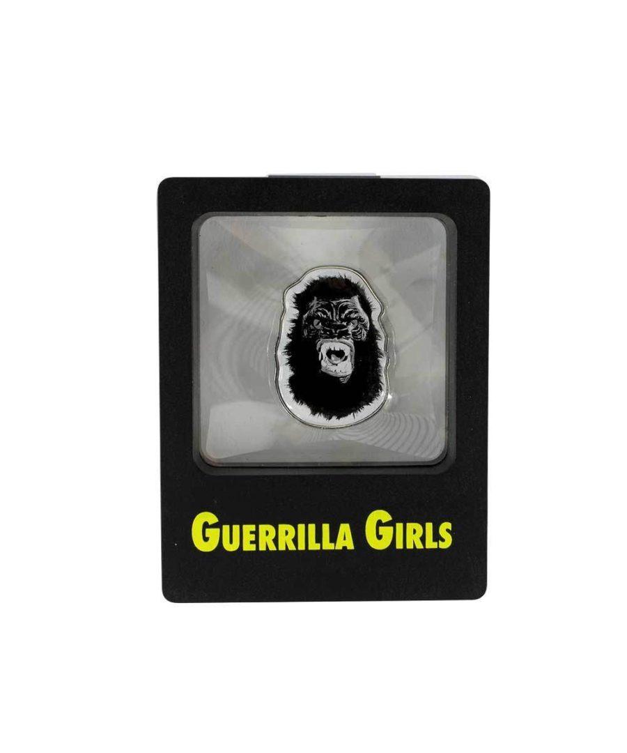 Gorilla Pin x Guerrilla Girls
