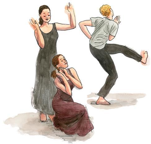 Ballet for Martha
