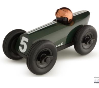 Olive Playforever Toy Car