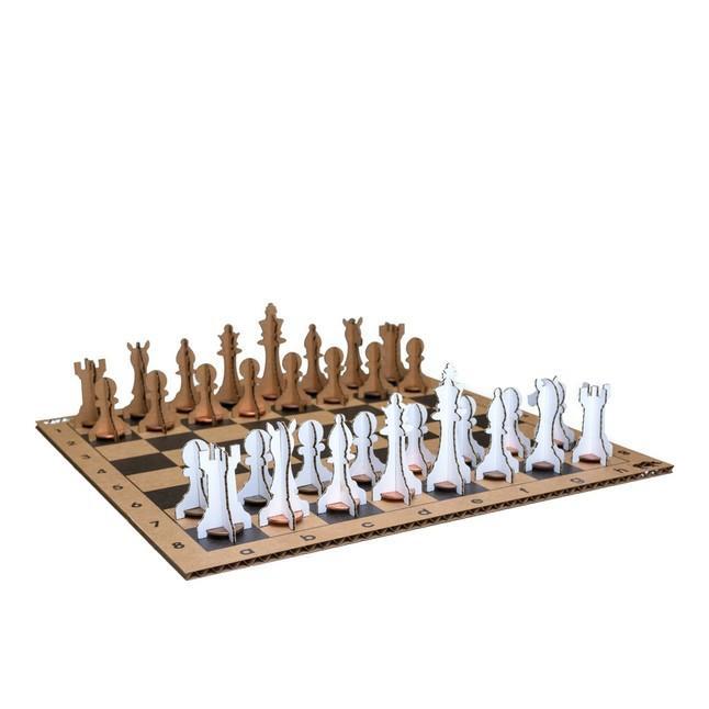 32 Cent Chess Set